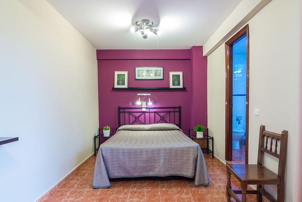 habitación Doble Clásica, Hostal Jentoft