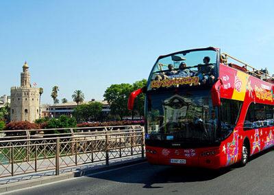 Tour Citysightseeing Sevilla